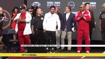 Pacquiao beats Thurman, wins WBA welterweight title