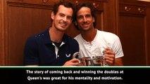 Queen's win will help Murray's motivation - Henman