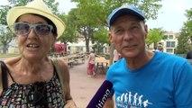 Le ceviche avec Sylviane et Michel