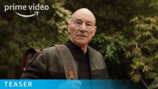 Star Trek: Picard Official Comic-Con Trailer (2019)