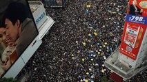 تجاوزات الشرطة الصينية ضدّ المتظاهرين تتواصل في هونغ كونغ