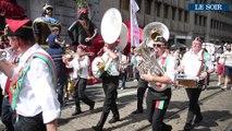 Fête nationale à Bruxelles ce 21 juillet