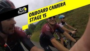 Onboard camera Emotions - Étape 15 / Stage 15 - Tour de France 2019
