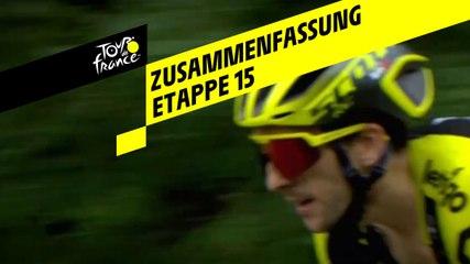 Zusammenfassung - Etappe 15 - Tour de France 2019