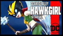 DC Collectibles DC Artist Alley (Chrissie Zullo) Hawkgirl Statue Review