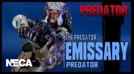 NECA The Predator Emissary Predator #1 Ultimate Figure Review