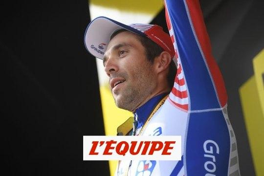 La folle semaine de Thibaut Pinot - Cyclisme - Tour de France