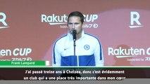 """Chelsea - Lampard : """"Mener ce club au succès"""""""