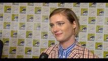 'Terminator: Dark Fate' Comic-Con:  Mackenzie Davis