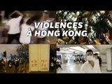 À Hong Kong, des opérations punitives contre les manifestants