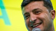 Ukraine election: Zelensky's party set to win big in parliamentary vote