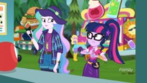 My Little Pony: Equestria Girls - The Road Less Scheduled with Celestia (CYOA)