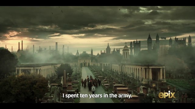 Pennyworth Hero Promo (2019) DCTV Alfred Pennyworth origin story