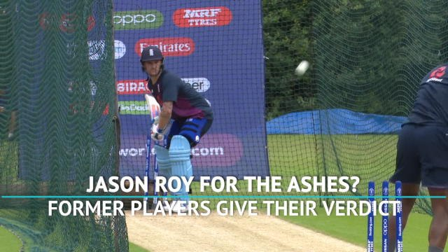 England legends back Roy for Ashes selection