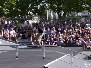 Hugo Leonce   1st Final - Scooter Freestyle   FISE European Series, Châteauroux 2019