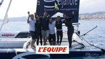 Beijaflore grand vainqueur de la 42e édition - Voile - Tour de France