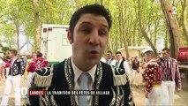 Landes : la tradition des fêtes de village