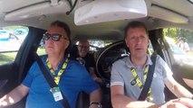 Quand Louis van Gaal se fait livrer des hamburgers sur le Tour de France