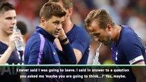 I never said I was going to leave Tottenham - Pochettino