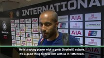 Ndombele is a great addition to Tottenham - Moura
