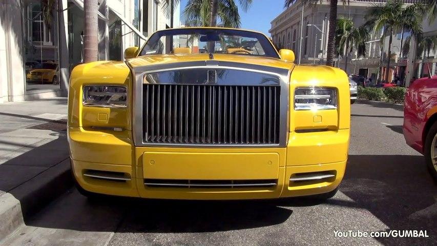 Rolls Royce Phantom Drophead Coupé Series II Bijan Limited Edition 1 of 1