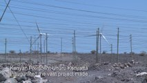 [WATCH] Kenya launches Africa's biggest wind farm