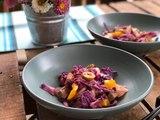 Arrimado de col o wok peruano- Cocina con Conexión - Sonia Ortiz con Juan Farré
