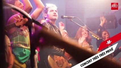 -M- : le meilleur de son Concert Très Très Privé RTL2