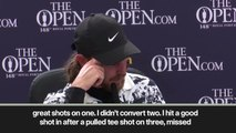 (Subtitled) '14 was the killer' Disappointed Open runner-up Fleetwood