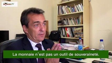 «Sur le Franc CFA, on entend à 99% que des âneries», Xavier Lapeyre de Cabanes, Ambassadeur de France en fin de mission au Burkina Faso