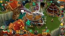 Gobber's Nemesis VS Fleet 48 - Defending Berk -  Dragons_Rise of Berk