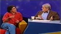 Jô Soares Onze e Meia entrevista Mario Prata (SBT 1992)