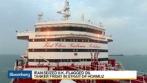 U.K. Seeks to Calm Tensions With Iran After Tanker Seizure