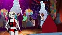 Harley Quinn Comic-Con Trailer (HD) Kaley Cuoco DC Universe series