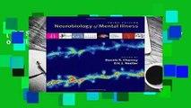 [BEST SELLING]  Neurobiology of Mental Illness