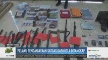 Polda Jambi Kembali Tangkap 18 Orang Penyerang PT WKS dan Satgas Karhutla