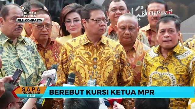 DIALOG: 4 Partai Ajukan Nama Kader untuk Ketua MPR, Siapa Kandidat Terkuat? (Bag. 1)