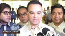 Cayetano on the Speakership: I'm very humbled
