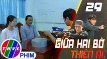 THVL | Giữa hai bờ thiện ác - Tập 29[2]: Út Khanh đem số vàng của Sách bàn giao cho công an