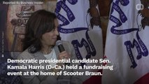 Shake It Off? Why Taylor Swift Fans Are Fuming Over Kamala Harris's Fundraiser