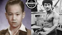 Bruce Lee - From 1 to 32 Years Old