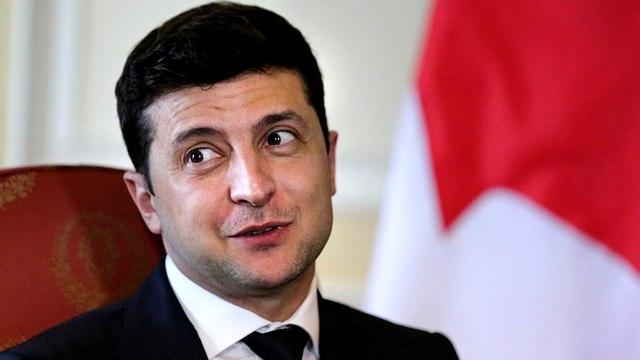 Ukraine president's party wins snap vote