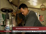 Pinoy workers say prayers for Holy Week