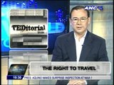 Teditorial: The right to travel