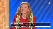 Invitée du journal : Nicole Belloubet , Ministre de la justice