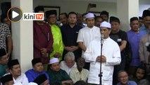 'Malam ni ramai dari orang Anwar, orang-orang lama kenal siapa Azmin Ali'