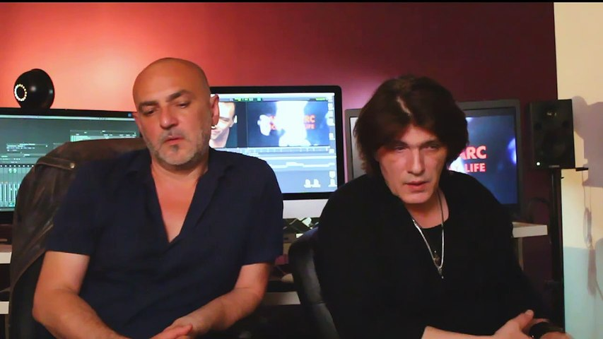 Entretien avec Marc Dufaud et Thierry Villeneuve à l'occasion de la sortie de DANIEL DARC, PIECES OF MY LIFE