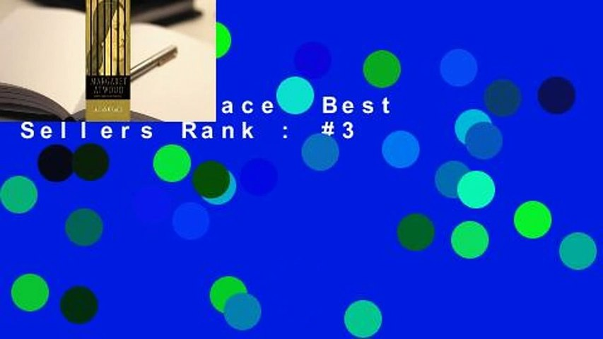 Alias Grace  Best Sellers Rank : #3