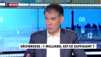 Olivier Faure - CNews lundi 22 juillet 2019