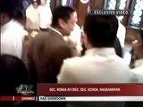 Mar Roxas takes oath as DOTC chief